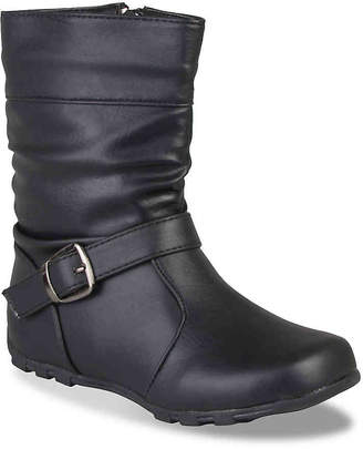 Journee Collection Katie Toddler & Youth Boot - Girl's