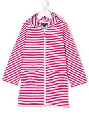 Oscar de la Renta Kids Terry hooded cover-up