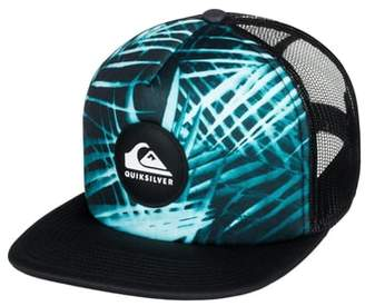 Quiksilver Faded Out Trucker Hat