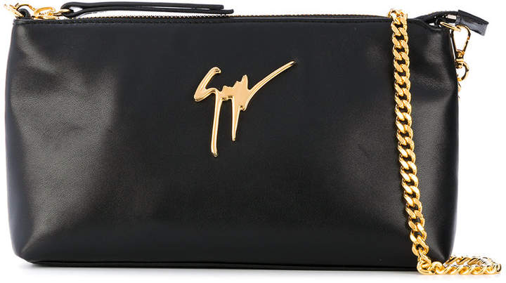 Giuseppe Zanotti Design Signature clutch