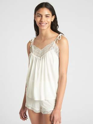 Gap Lace Trim Cami