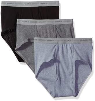 Hanes Men's 3 Pack ComfortFlex FreshIQ Briefs