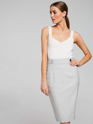 Portmans Australia The Graduate Suit Skirt