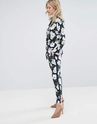Oasis Floral Print Pant $64 thestylecure.com
