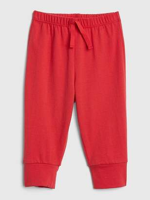 Gap Organic Holiday Pull-On Pants