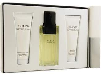 Alfred Sung Sung Gift Set Sung By FN166124/3.4 oz/women/ by