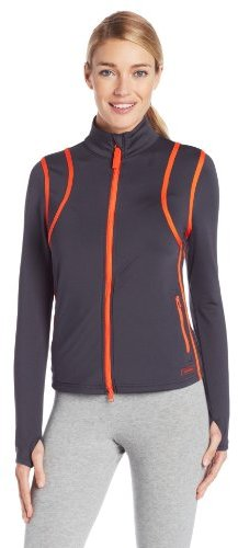 Calvin Klein Women's Hi-Tech Jacket with Contrast Taping