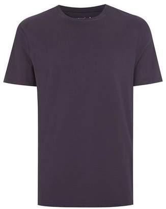 Topman Mens Purple Slim Fit T-Shirt