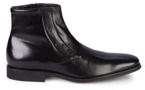 Bruno Magli Raspino Leather Boots
