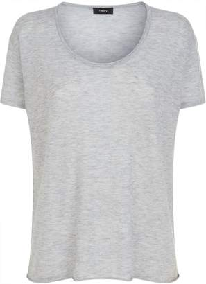 Theory Cashmere T-Shirt