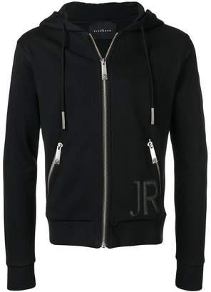 John Richmond hooded jacket
