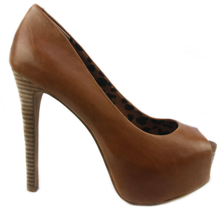 Jessica Simpson Carri Tan High Heels
