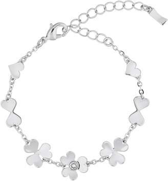 Ted Baker Hanaya Heart Blossom Line Bracelet