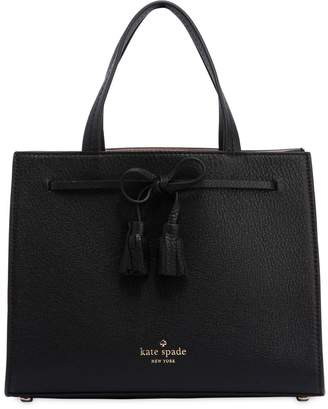 Kate Spade Small Isobel Leather Top Handle Bag