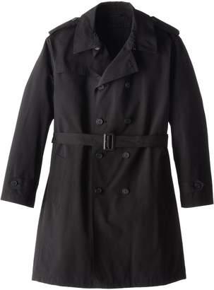 Stacy Adams Men's Big-Tall Rain Double Breasted Full Length Top Coat