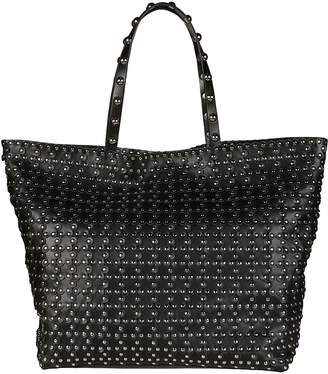 RED Valentino Multiple Studded Tote