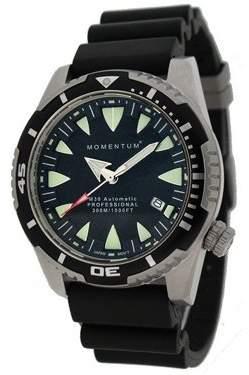 Momentum Men's 1M-DV30B1B M30 Automatic Analog Display Japanese Automatic Black Watch