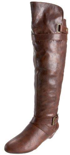 Madden-Girl Women's Zeda Knee-High Boot