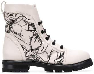 AGL Toledo boots