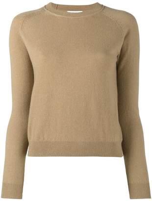 Mila Louise Alexandra Golovanoff Camel cashmere jumper