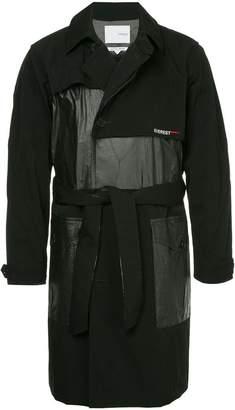 Yoshio Kubo Yoshiokubo Duster coat