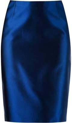 Martha Medeiros high waist pencil skirt