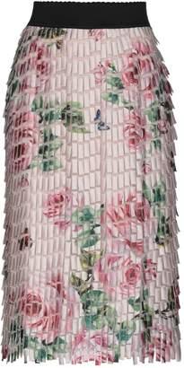 Dolce & Gabbana 3/4 length skirts - Item 35389732UG