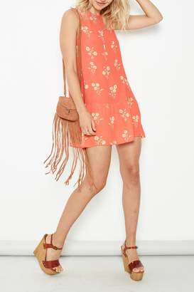 MinkPink Honey Blossom Dress