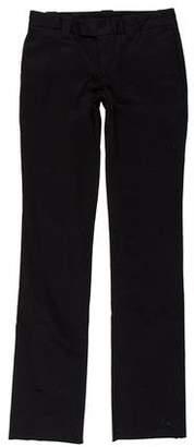 Rag & Bone Low-Rise Straight-Leg Pants w/ Tags