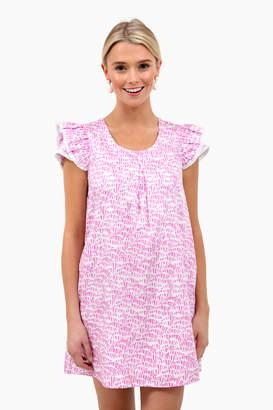 Persifor Wisteria Scales Clare Dress