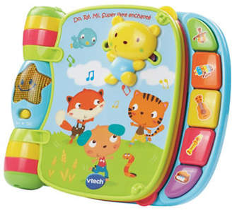 Vtech Musical Rhymes Book (French Version)