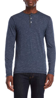 Heritage Henley Button Shirt