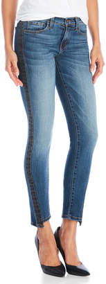 Flying Monkey Twisted Side Tux Skinny Jeans