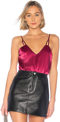 by the way. Lucia Cut Out Strap Bodysuit