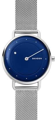 Skagen Horisont Diamond Mesh Strap Watch, 36mm