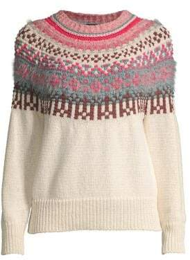 Max Mara Talpa Cotton Sweater