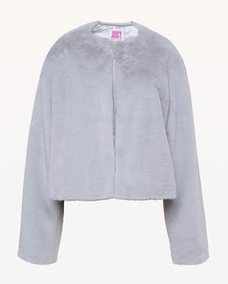 Juicy Couture JXJC Faux Fur Jacket