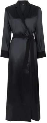 La Perla Silk Essence Long Dressing Gown