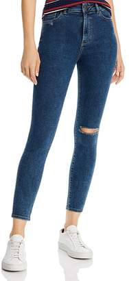 DL1961 Farrow Ankle High Rise Jeans in Gresham