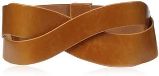 elise m. Women's Alexandra Vegan Infinity Waist Belt