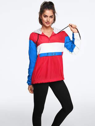 PINK Hooded Sport Jacket