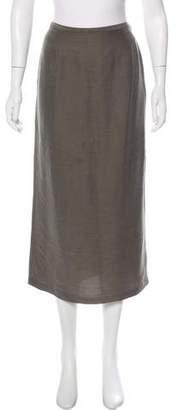 Eileen Fisher Silk Mini Skirt
