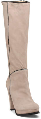 Made In Italy Suede High Shaft Boots