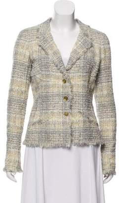 Chanel Lesage Tweed Blazer