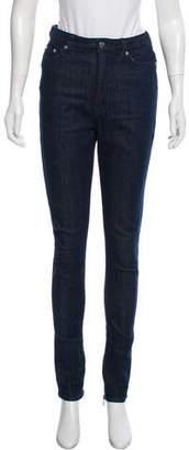 BLK DNM High-Rise Skinny Jeans