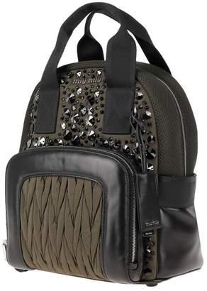 Miu Miu Backpacks & Bum bags