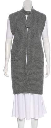 3.1 Phillip Lim Wool Sleeveless Cardigan