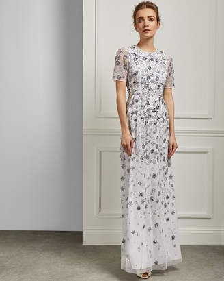 1468db673e Ted Baker MORGONA All-over embellished maxi dress