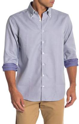 Lindbergh Long Sleeve Double Collar Regular Fit Shirt