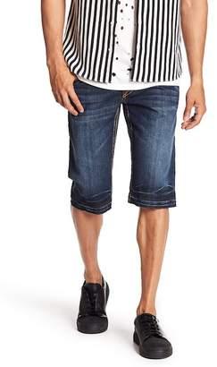 True Religion Release Hem Shorts